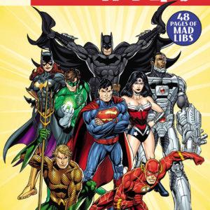 Mad Libs Super Hero DC Comics