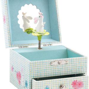Treasure Boxes Sweet Rabbit's Song