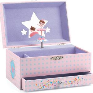 Treasure Boxes The Ballerina's Tune