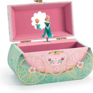 Treasure Boxes Carriage Ride