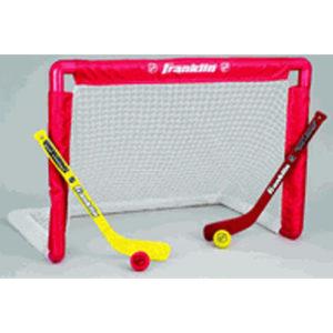 Nhl Goal, Stick and Ball Set