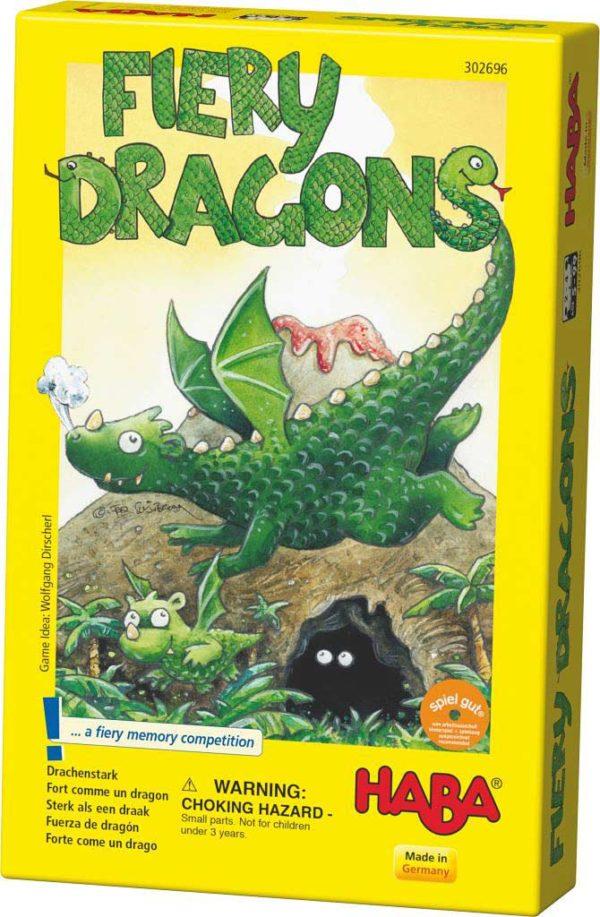 Fiery Dragons