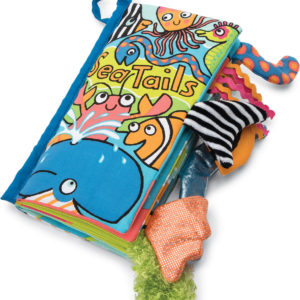 Sea Tails Activity Book