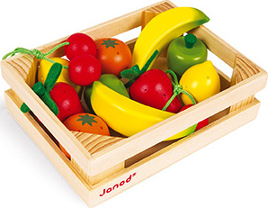 12 Fruits Crate