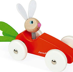 Janod Lapin - Carrot Car