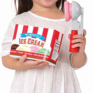 Scoop & Stack Ice Cream Cone Playset