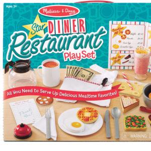 Star Diner Restaurant Play Set