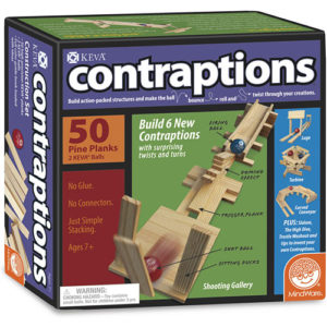 Keva Contraptions: 50 Piece Set