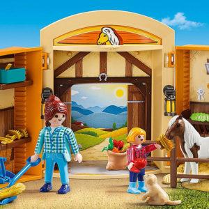 Play Box - Horses