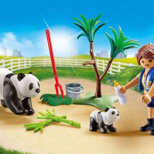 Panda Caretaker Carry Case