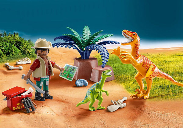 Dino Explorer Carry Case