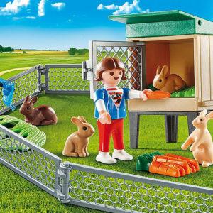 Bunny Barn Carry Case