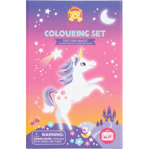 Unicorn Magic - Coloring Set