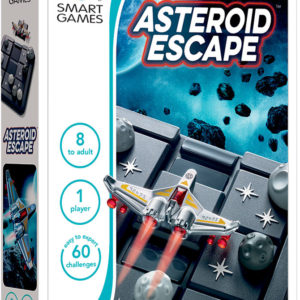 Asteroid Escape Puzzle Game