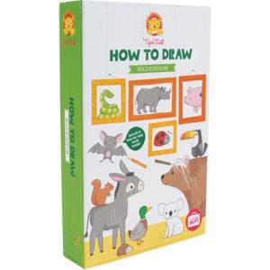 How to Draw - Wild Kingdom