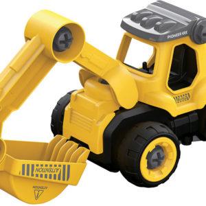 Power Driver Builders Excavator