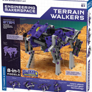 Terrain Walkers