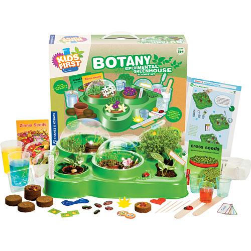 Botany - Experimental Greenhouse