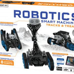 Robotics: Smart Machines - Tracks & Treads