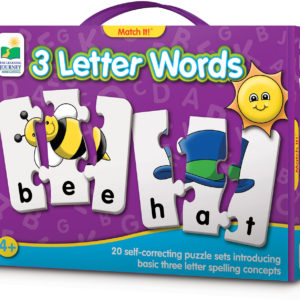Match It! - 3 Letter Words