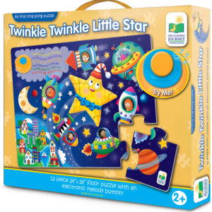 My First Sing Along Puzzle - Twinkle Twinkle Little Star