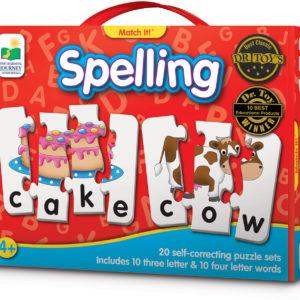 Match It! - Spelling