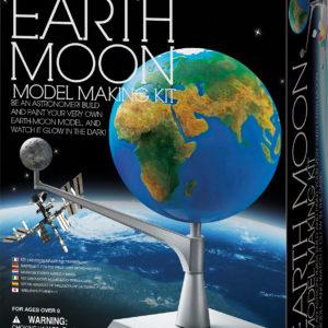 EARTH MOON MODEL KIT