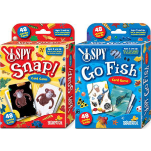 I Spy Card Game Assortment (12)