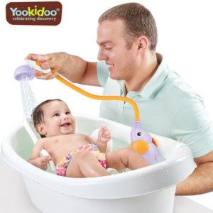 Elephant Baby Shower - Purple