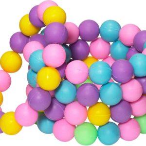 Candy Bead Stretch Bracelet