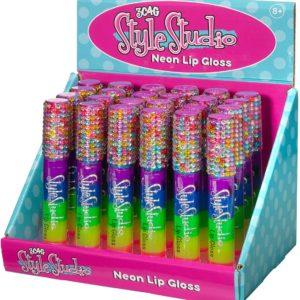 Neon Lip Gloss Tube