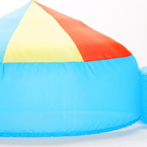 Beach Ball Blue