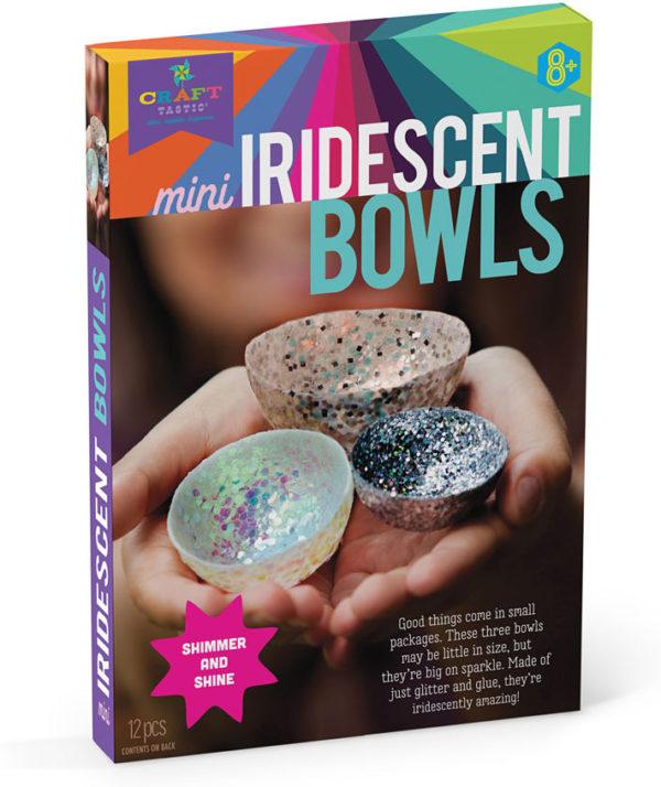 Craft-tastic Mini Iridescent Bowls Kit