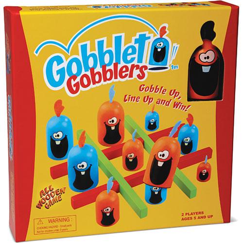 Gobblet Gobblers (Wood)