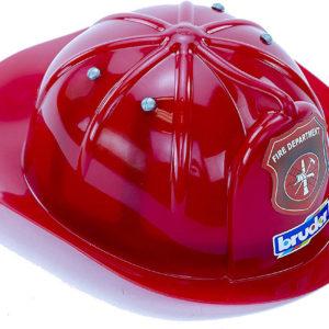 Red Fire Helmets