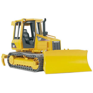 Cat Track -type Tractor