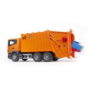 Scania R-series Garbage Truck