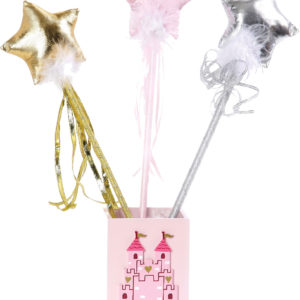 Deluxe Star Wands (3 Colors)