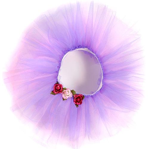 Rose Tutu (lilac, Sm-lg)