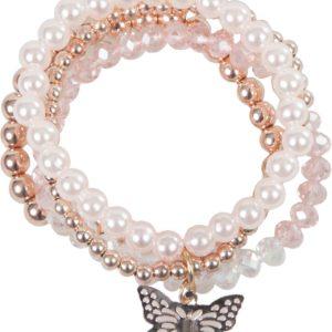 Blush Crush Bracelet Set