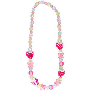 Very Merry Strawberry Necklace