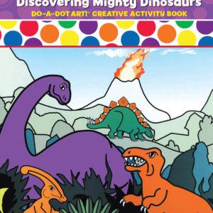 DO-A-DOT ART MIGHTY DINOSAURS ACTIVITY BOOK