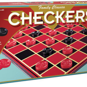 Checkers - Family Classic Edition