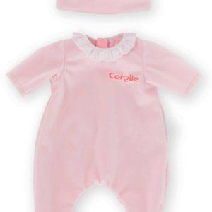"Mon Classique Pink Pajamas (14"")"
