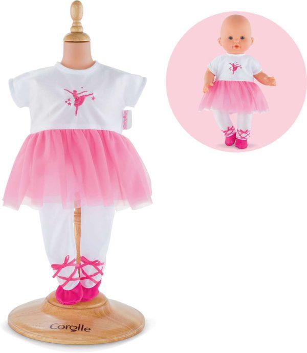 """Ballerina Fuschia Set (14"""")"""