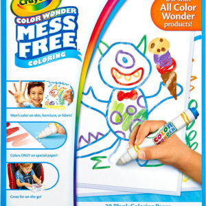 Color Wonder Coloring Pad