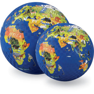 "World Animals 7"" Playground Ball"