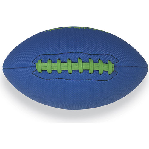 "7"" Soft Football Blue"