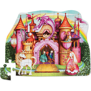 Crocodile Creek Princess Palace 32 Piece Floor Jigsaw Puzzle