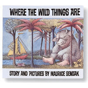 Book Hardcover Where the Wild Things Are